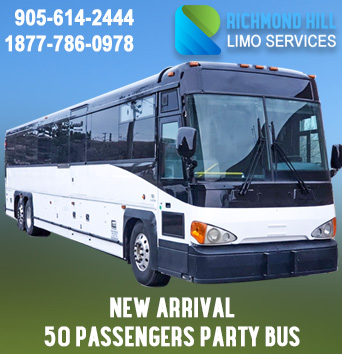 Richmond Hill Party Bus